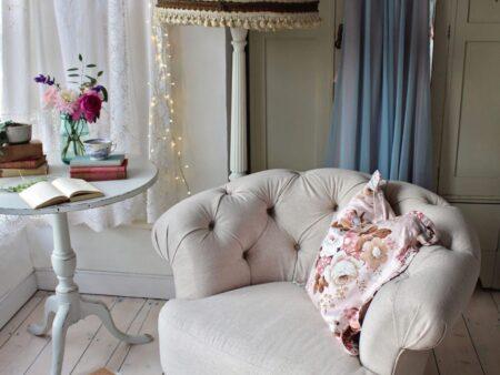 Eversley Natural Armchair