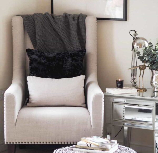Davenport Wingback Chair