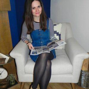 Louise Cronin Co-Founder of Julian Joseph
