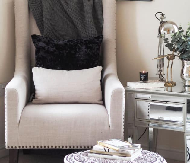 The Davenport Chair – A Cosy Reading Corner