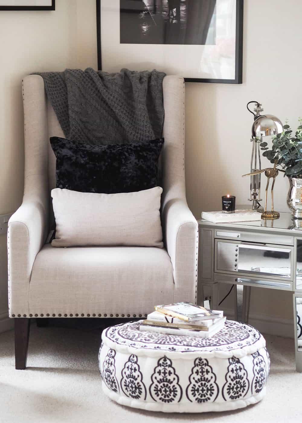 Davenport Armchair