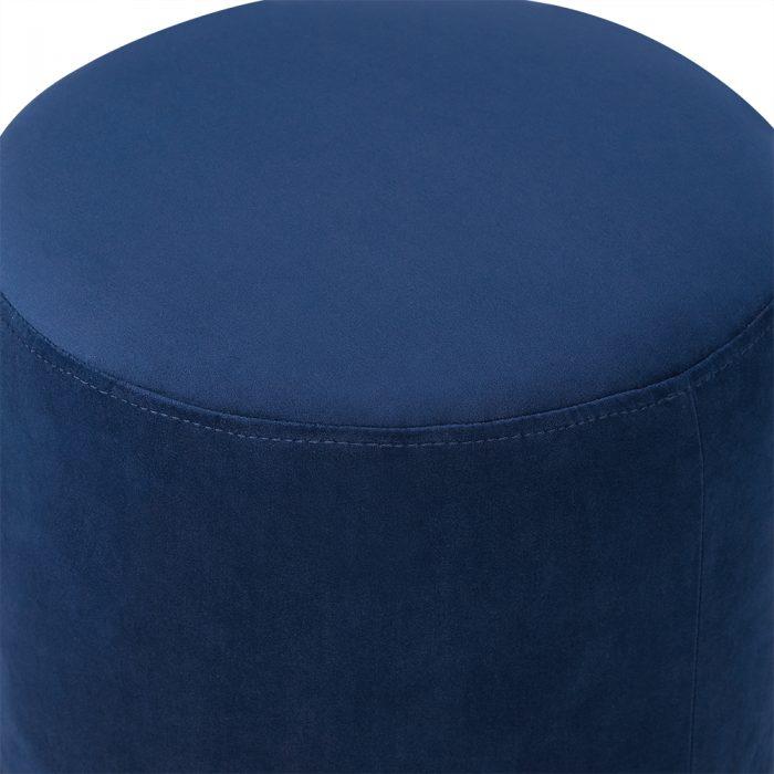 Lola Electric Blue Ottoman Top