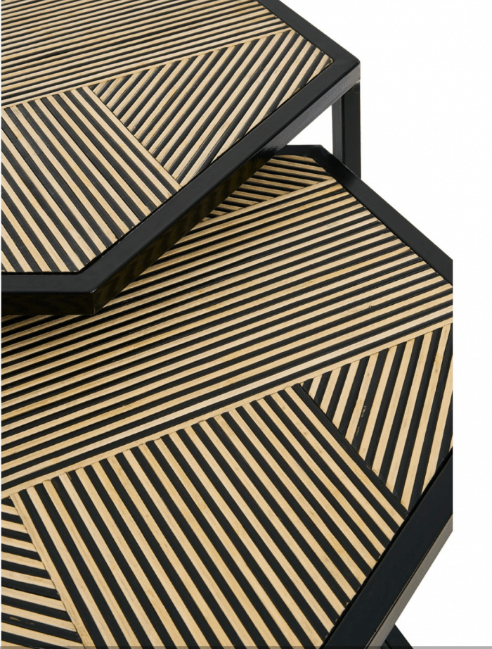 Kai Set of Two Side Tables