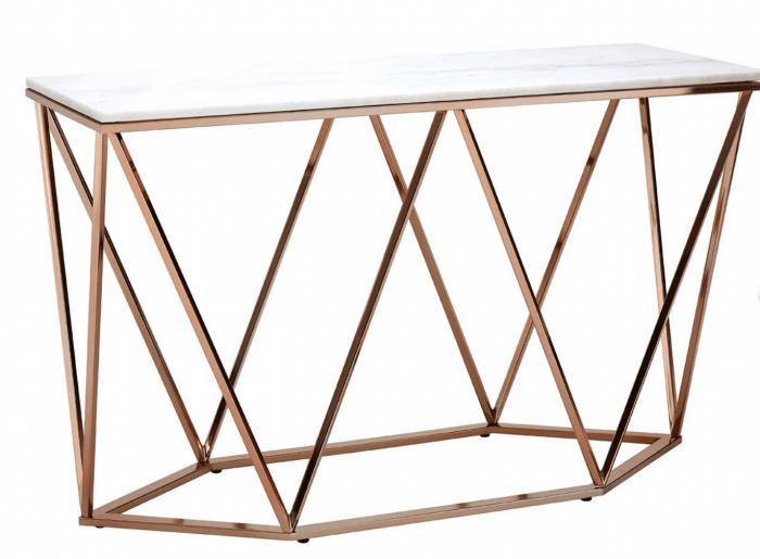 Viola Rectangular Console Table