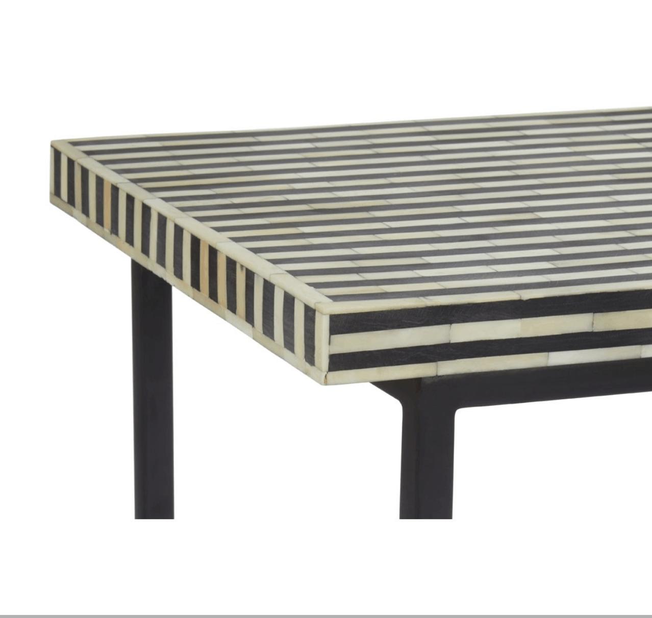 Pandora Mango Wood Console Table