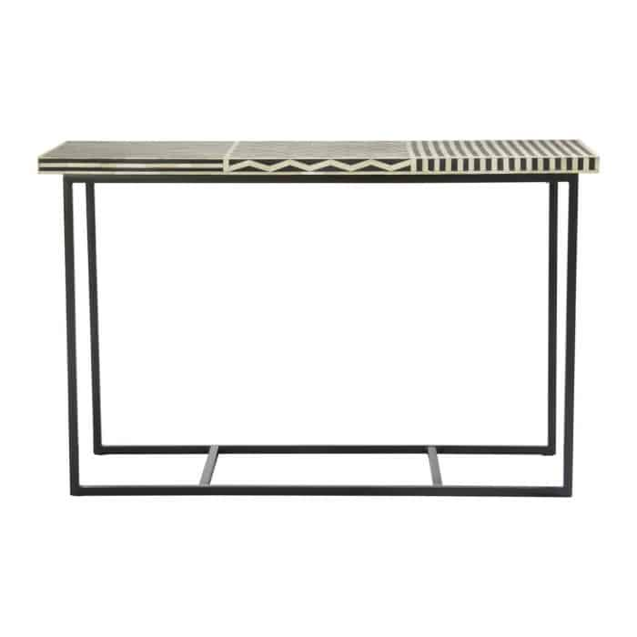 Pandora Mango Wood Console Table