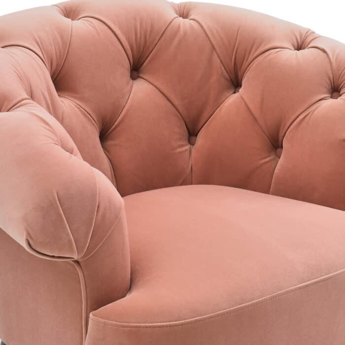 Eversley Blush Pink Chair