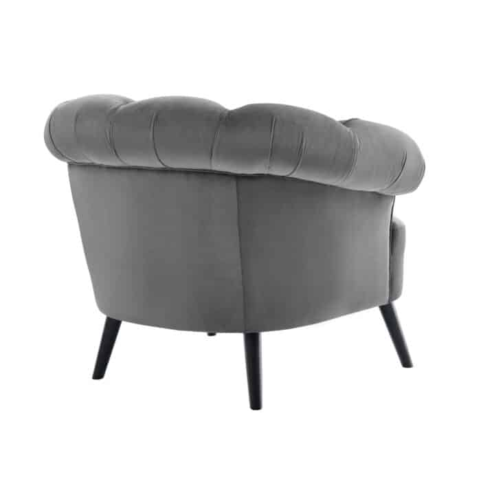 Eversley Feather Grey Chair
