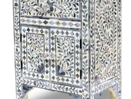 Vale Floral Cabinet