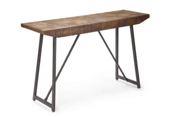 Joshua Parquet Console Table